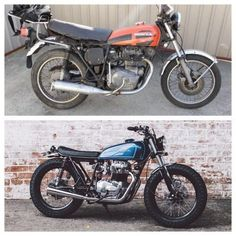 Browse just a few of my preferred builds - customized scrambler hybrids like Cb400 Cafe Racer, Cafe Racer Honda, Cafe Bike, Cafe Racer Build, Cafe Racer Bikes, Honda 125, Custom Motorcycles, Custom Bikes, Cb 450