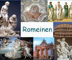 PDF bestand over de Romeinen