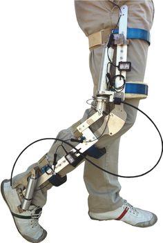 Exoskeleton Suit, Powered Exoskeleton, Tesla Technology, Wearable Technology, Medical Engineering, Mechanical Engineering, Robotic Prosthetics, Armadura Cosplay, Real Robots
