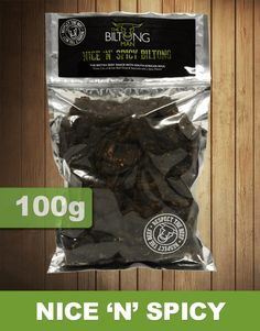 BTG-NS-0100-000o Biltong, South African Recipes, Spicy, Beef, Treats, Food, Meat, Sweet Like Candy, Goodies