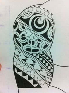 95 Awesome Maori Tattoo Designs for Men - maori tattoos Maori Tattoos, Simbolos Tattoo, Tribal Tattoos For Men, Wild Tattoo, Marquesan Tattoos, Samoan Tattoo, Sleeve Tattoos, Tattoos For Guys, Stammestattoo Designs