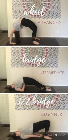Breaking Down Yoga Poses – THEYOGISTE