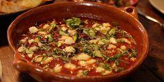 Gordon Ramsay's Spicy Mexican Soup