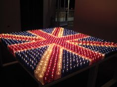 1000 candles... awesome!!  I love this