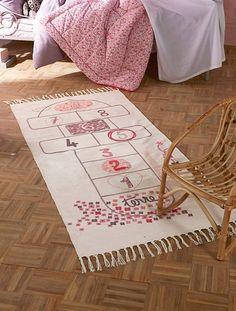 Wie cool ist denn dieser Teppich??