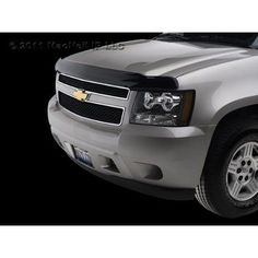 WeatherTech Custom Fit Stone & Bug Deflector for Dodge Ram 1 - dark smoke
