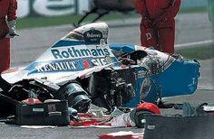 Ayrton Senna, Williams, San Marino Grand Prix in 1994 F1 Crash, Damon Hill, Michael Schumacher, San Marino Grand Prix, Ferrari, Lamborghini, Toyota 2000gt, Gilles Villeneuve, Ayrton Senna