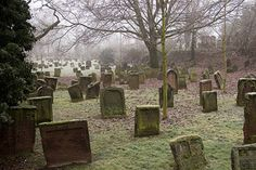 ●◆●  The oldest Jewish cemetery in Europe - Heiliger Sand (Holy sand)