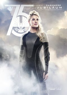 CASHMERE - Die Tribute von Panem - The Hunger Games - Catching Fire