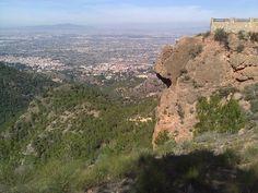 Paseando por la Cresta del Gallo en Murcia