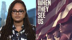 """We spend the hour with Ava DuVernay, whose damning new four-part television series """"When They See Us"""" tells the story of five teenagers of color from Harlem—. The Central Park Five, Wrongfully Accused, Felicity Huffman, Kevin Richardson, Democracy Now, News Hour, Quiet Storm, Robert Burns, Glamour Magazine"""