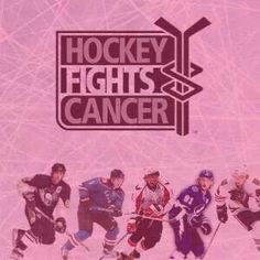 34 Best Hockey Fights Cancer images  32ba37a5d