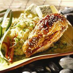 Asian Honey Sesame Chicken #recipe#asian chicken recipes