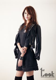 1st Look - Sep 20, 2012 / Vol.29 - Simply Beautiful, Sooyoung