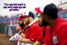 Harper is ready for 2015. #BaseballBegins #SpringTraining @nationals