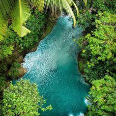This beautiful drone shot in Dimiao Twin Falls, Bohol Island 🇵🇭😍♥️ Bohol, Palawan, Stuff To Do, Things To Do, Siargao Island, Whale Watching Tours, What To Do Today, Twin Falls, Top Destinations