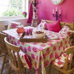 Tessa Tablecloth Taupe - Large Size Love all things Ragged Rose