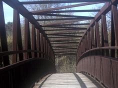 on a nature walk and went over this bridge crossing the credit river Photography Contests, Walking In Nature, View Photos, Bridge, Challenges, River, Bridges, Rivers, Bro