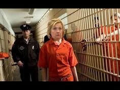 Hillary Clinton : One Step From Prison