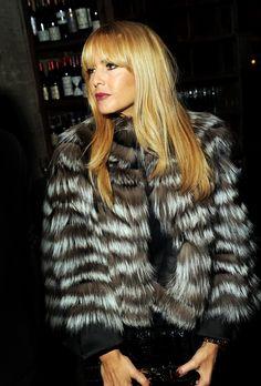I die. @Rachel Zoe's fur coat