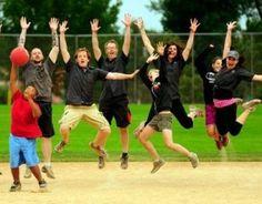 Adult kick ball league registration deadline today | Howie Blog