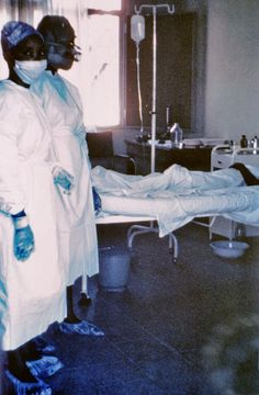 Ebola virus disease , also known as Ebola hemorrhagic fever or simply Ebola, is a viral hemorrhagic fever of humans and other primates caused by ebolaviruses. Signs and symptoms typically start between two days and three weeks after contracting the virus with a fever, sore throat, muscular pain, and headaches. Then, vomiting, diarrhea and rash usually follow, along with decreased function of the liver and kidneys. At this time some people begin to bleed both internally and externally.[1] The…