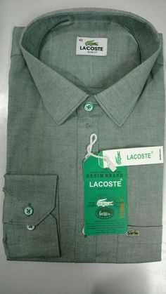 Arrow, Lacoste, Levis Branded Original Shirts | Branded Products For Sale Call / Whatsapp @ +919560214267.