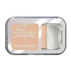 Loreal Roll´on Perfect Match Make-Up Perfektionierendes Roll on Make-up Perfekte Deckkraft mit hauchfdünnem Make-up Elastische Textur + flexibler Roll on Applikator Ebenmäßige Perfektion- samtiges Finish Nr. W3 Golden Beige D3 Beige Doré 7,5 g NEU Kosmetik Makeup von L'Oréal Paris, http://www.amazon.de/dp/B004DDFJ2O/ref=cm_sw_r_pi_dp_f-Ryrb1WCTN9W