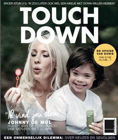 touchdown; a Dutch magazine about Downsyndrome - first edition - enables positive societal imaging