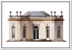 Trianon French Pavilion