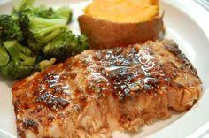 Recette Filets de saumon au vinaigre balsamique – Toutes les recettes Allrecipes