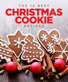 For many, baking is as much a Christmas tradition as stockings and gift giving. It's easy to fill your home with Christmas spirit, and plenty of sweet smells, with these favorite holiday cookie recipes.  Here's our countdown of the 12 Days of Christmas in...