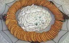Kenny's Seafood Brain Spread - Halloween -To Use With Any Holiday Mold Recipe - Recipezazz.com