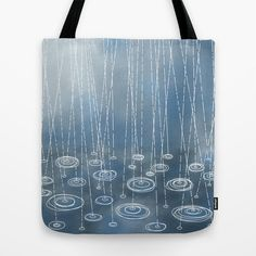 Another Rainy Day Tote Bag