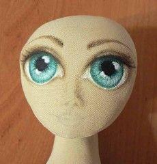 boneca face