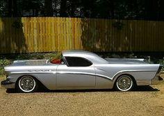 Custom Cars I 1957 Buick Custom