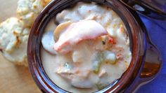 Old Fashioned Nova Scotia Seafood Chowder