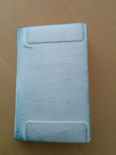 My CR #notebook #wallet is showing signs of life. White is probably my new favorite. www.cr-brand.com