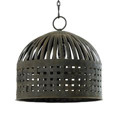 GO Home Ltd // Country Chic Nest Hanging Light