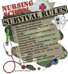 nursing school survival kit funny - Google Search