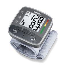 Tensiomètre au poignet Beurer BC 32, léger et adaptable pour des mesures entièrement automatiques.