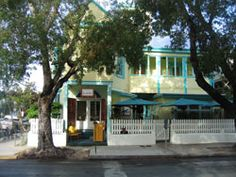 Sarabeth's Key West outpost.  Like the one in NYC so will have to try it out.