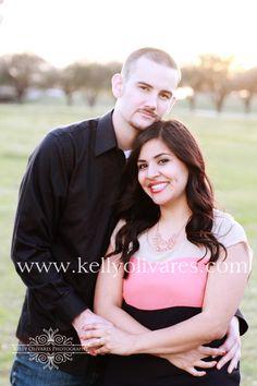 Kelly Olivares Photography, Arlington, Texas, Fort Worth Engagement Session
