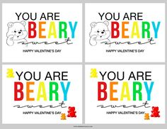 DIY   Easy Valentine's Day Cards   Kimberly Kalil Designs