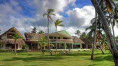 Las Terrenas- beachfront villa