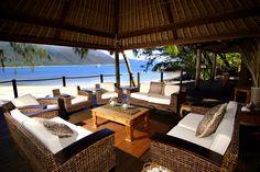 Coral Sea Lounge - Double Island, Australia