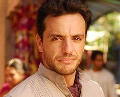 Rodrigo Lombardi, Brazilian actor.