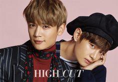 aaaaa amo cuando los integrantes de mis dos grupo favoritos se juntan <3 Minho , V  SHINee x BTS