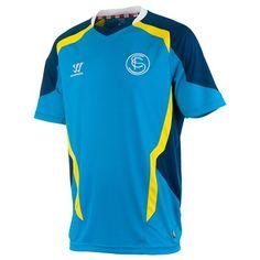 Sevilla 2014/2015 Away Shirt (Blue). Available from Kitbag.com