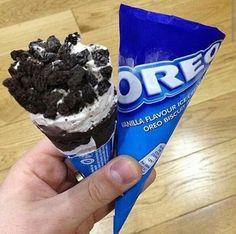 Oreo Ice-Cream